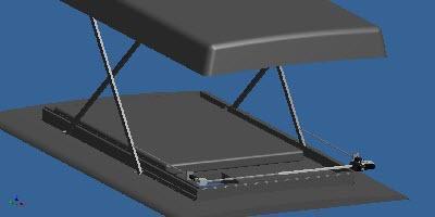Prototype Linear Actuator Design