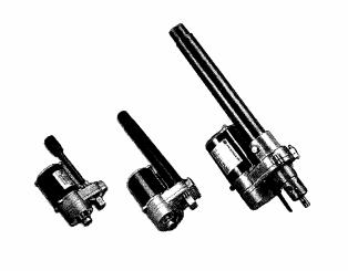 SJ 45 AC Actuator