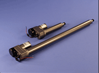 VI series actuator in ball screw or acme