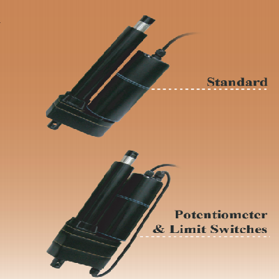 VIA5 Ball Screw Series Linear Actuator