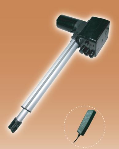 FD Series Linear Actuators -Venture Mfg  Co