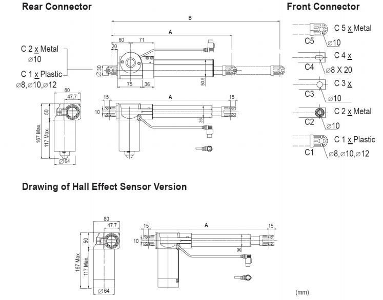 FD Series Connectors