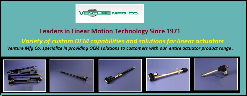 OEM of Linear Actuators
