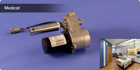 Linear Actuators for Medical Industry