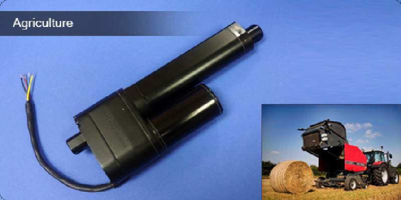 Linear Actuators for Agriculture