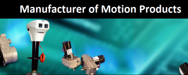 Manufacturer of Motion Products