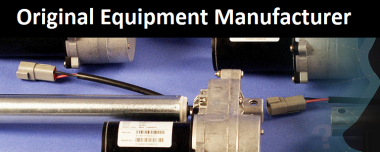 OEM of Linear Actuator Products
