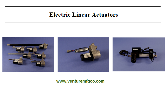 Linear Electric Actuator