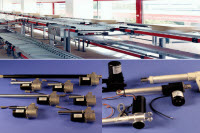 actuators for warehouses