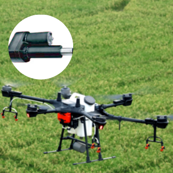 actuators for automated farm monitoring