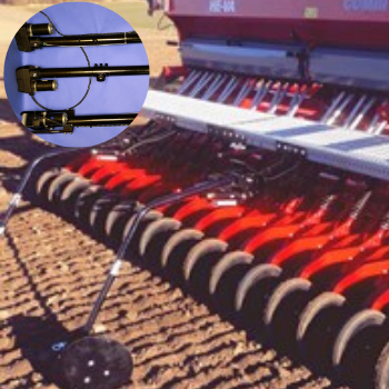 actuators for seeder