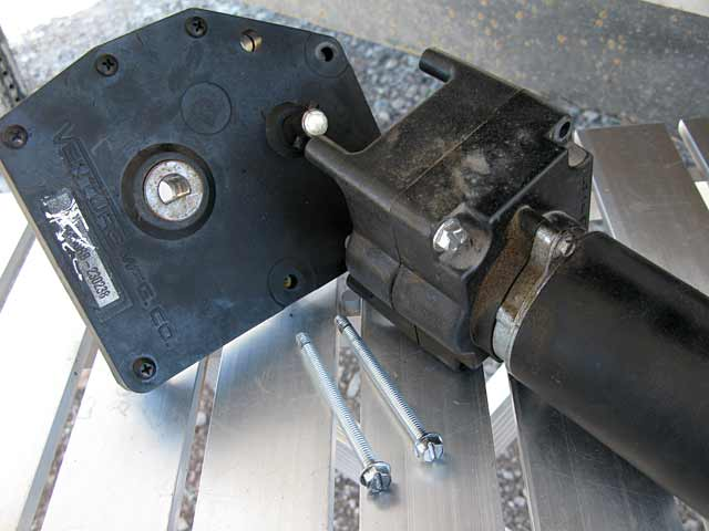 DC Motor Replacement Stage3