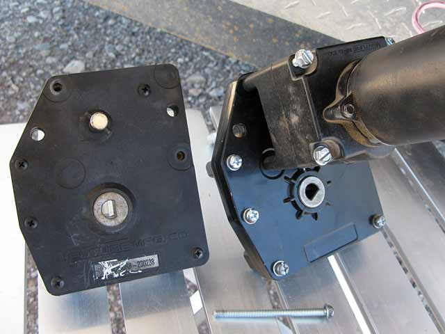 DC Motor Replacement Stage4