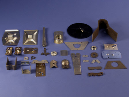 Overview of Metal Stamping