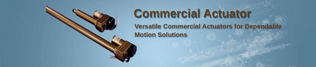 Commercial Actuators
