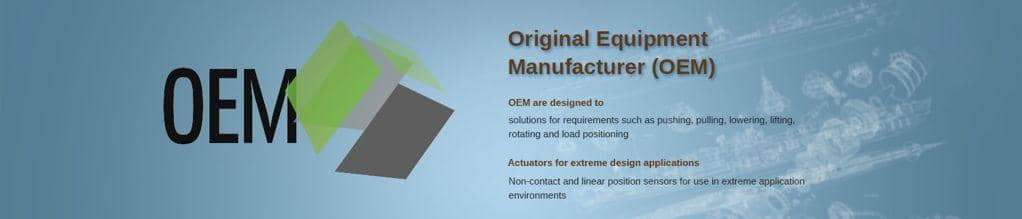 OEM of Motion Products