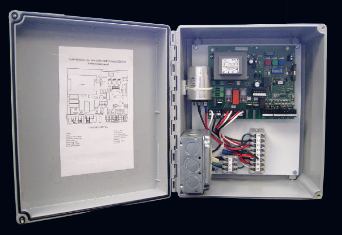 Q2MNB LIGHT INDUSTRIAL MICROPROCESSOR AND PRE-WIRE